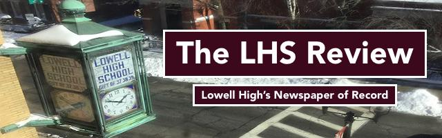 Lowell High School's Newspaper of Record