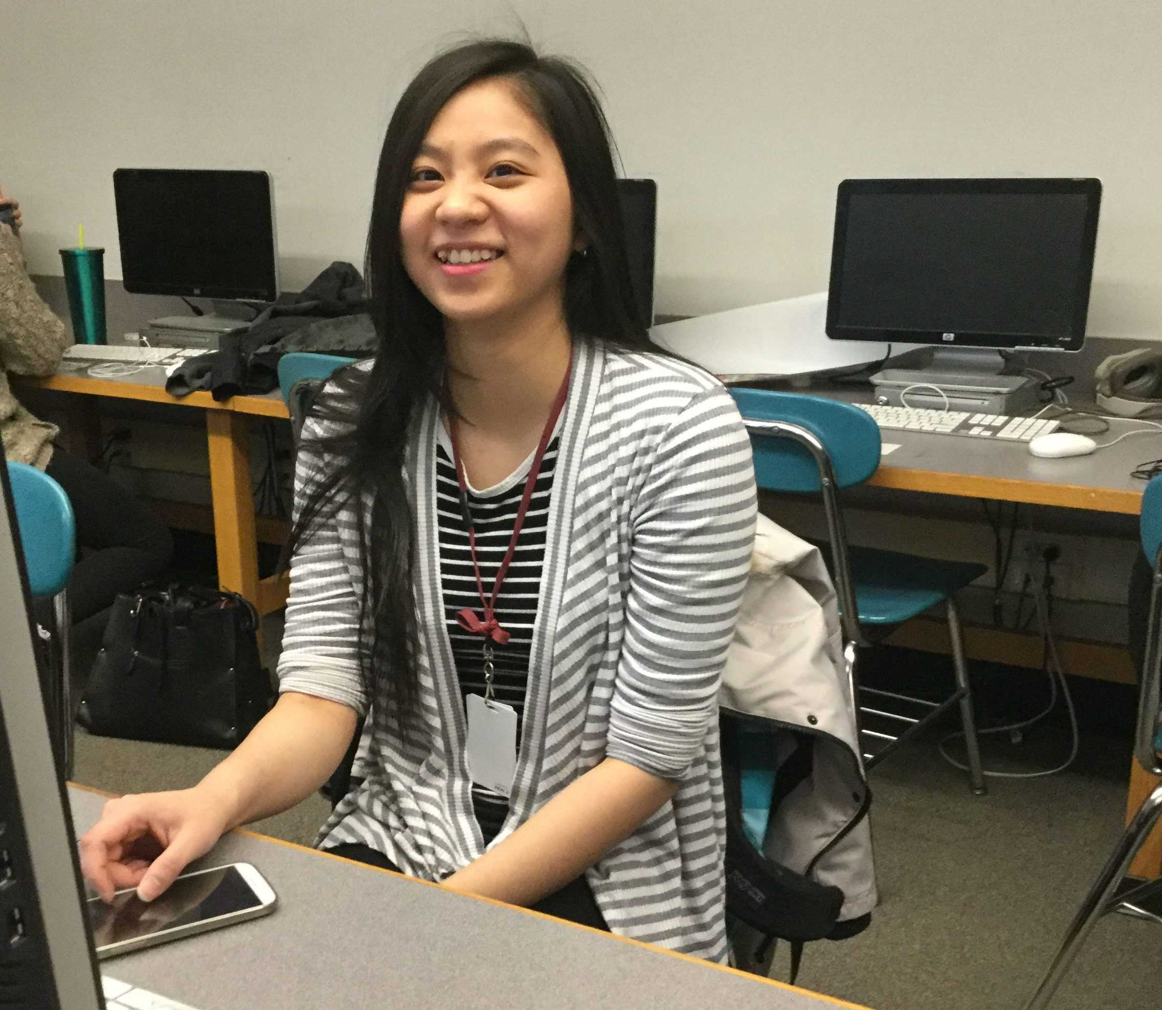 Phie Nguyen studied English and in a matter of years advanced to mainstream courses at LHS.  Courtney Murphy tells her story, listen below.