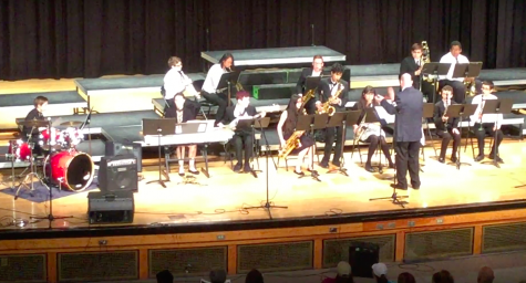 'Birdland' flies for LHS Jazz Ensemble