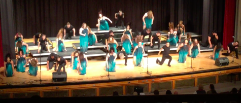 LHS Sound Impressions take audience to The Other Side