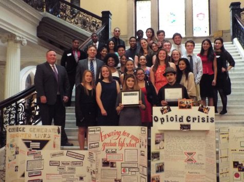 Civics Day results in LHS successes