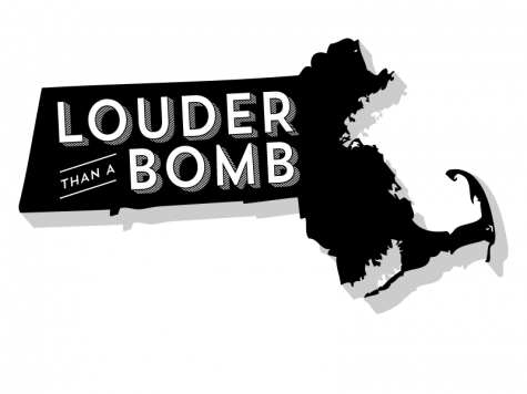 Poems of Politics, Performance at 'Louder than a Bomb'