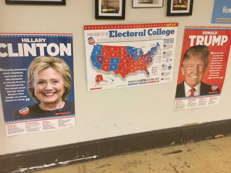 Trump and Clinton in Tight Race after Student Exit Polls