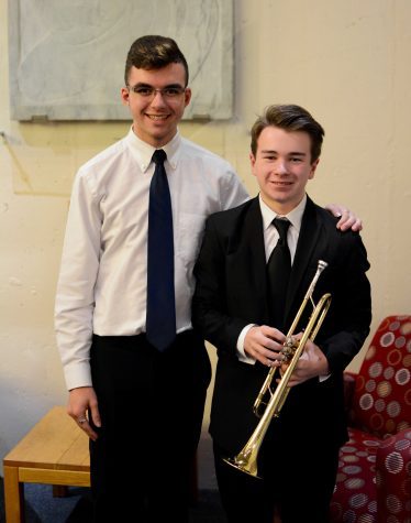 LHS SAVOIE & MAILLOUX SELECTED AT MMEA MUSIC FESTIVAL