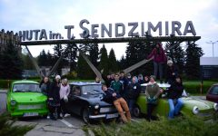 Central Europe adventure for LHS students