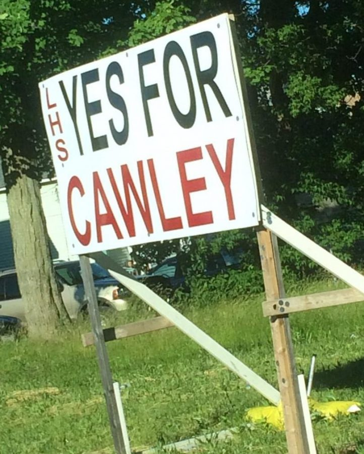 My LHS alumna sister's thoughts on Cawley