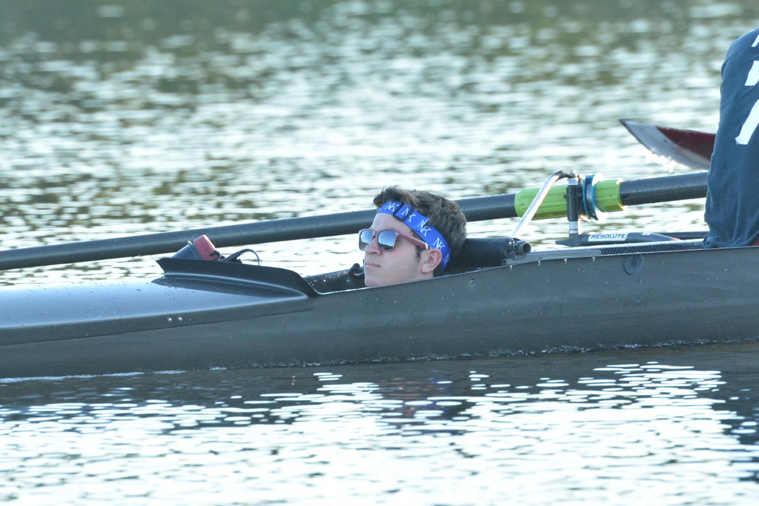 As one of the leaders on the LHS Rowing team, one LHS senior describes his journey on New England's rivers.