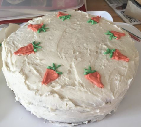 New Recipe: Carrot Cake